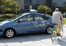 Καλιφόρνια: Νόμιμη η κυκλοφορία των αυτοκινήτων Google